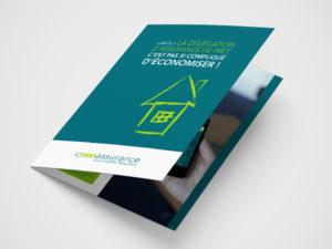 Plaquette d'information – Assurance de prêts – Cmonassurance