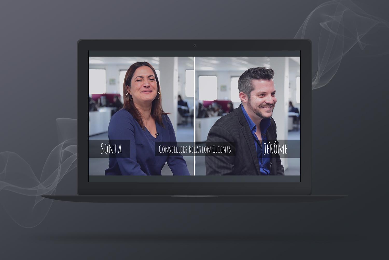 Vidéo recrutement Alptis
