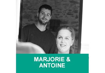 Mariage Antoine et Marjorie