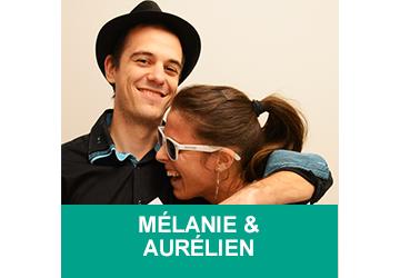 Mariage Mélanie et Aurélien