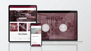 Site web Symbiose Côté Zen